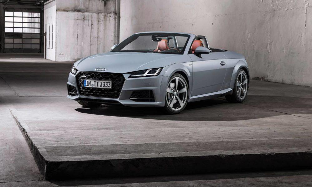 2019 Audi TT 20 years special anniversary model