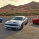 2019 Dodge Challenger Lineup SRT Hellcat Widebody, SRT Hellcat Redeye Widebody, RT Scat Pack Widebody