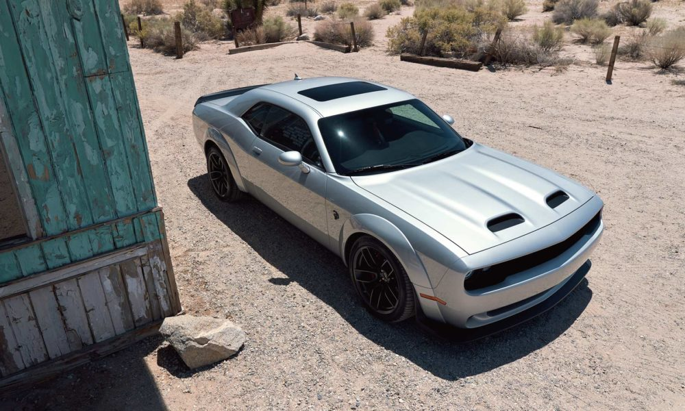 2019 Dodge Challenger SRT Hellcat Redeye Widebody_2