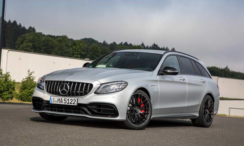 2019-Mercedes-AMG-C-63-S-Estate