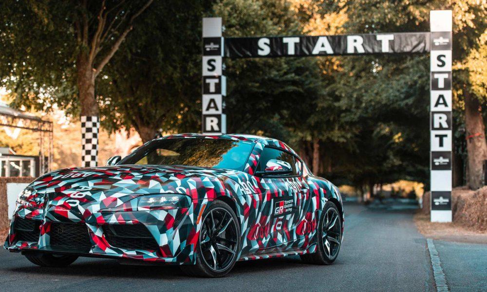 2019-Toyota-Supra-prototype-2018-Goodwood-Festival-of-Speed