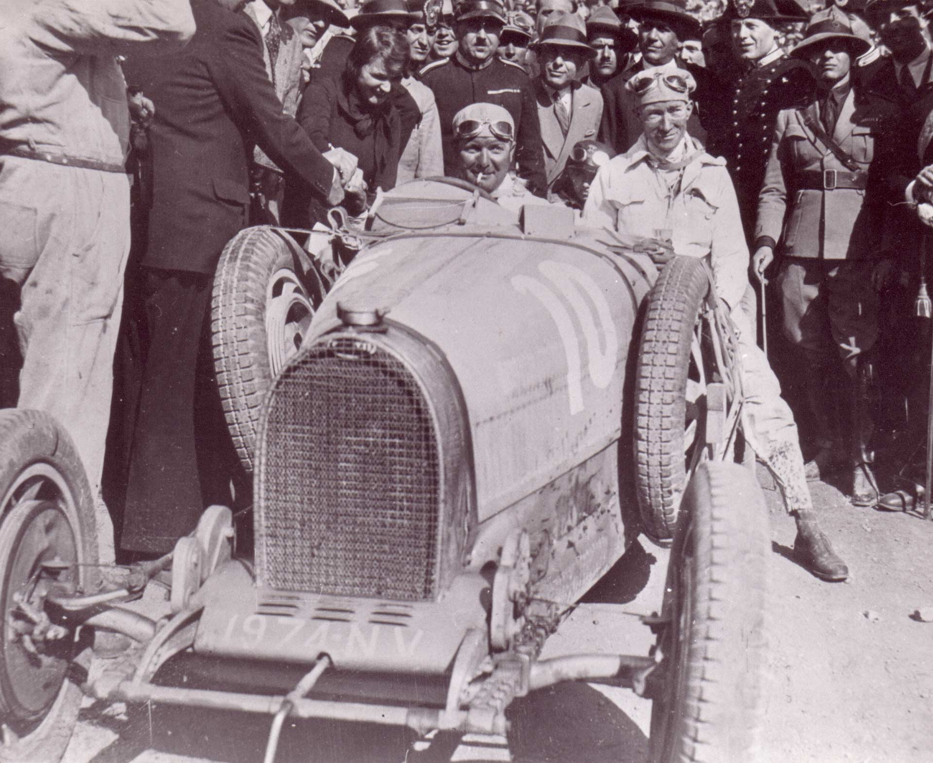 Albert-Divo-Bugatti-Type-35-Targa-Florio-mountain-race