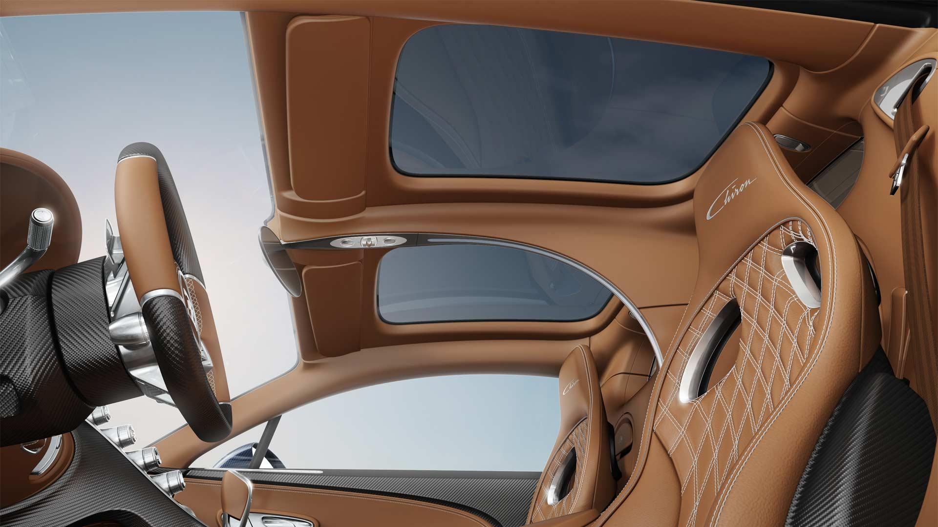 Bugatti-Chiron-Sky-View-glass-roof-inside