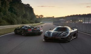 Koenigsegg Agera Final Edition Thor and Vader