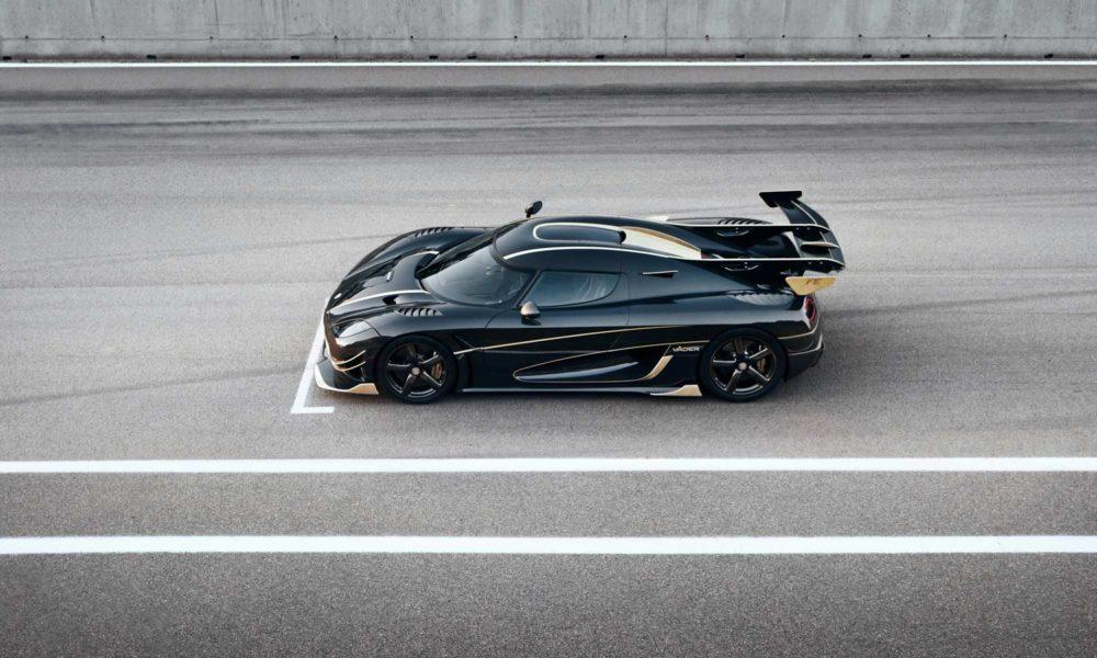 Koenigsegg Agera Final Edition Vader