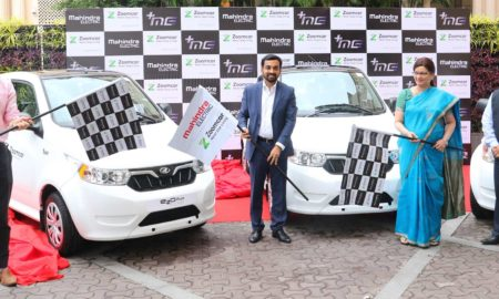 Mahindra-e2oPlus-Zoomcar-Pune