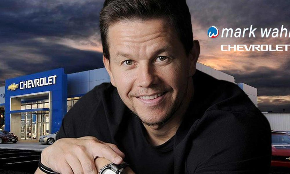 Columbus Chevy Dealers >> Mark Wahlberg is now official Chevrolet dealer - Autodevot