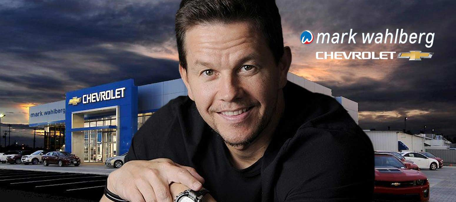 Chevrolet Dealers Columbus Ohio >> Mark Wahlberg Is Now Official Chevrolet Dealer Autodevot