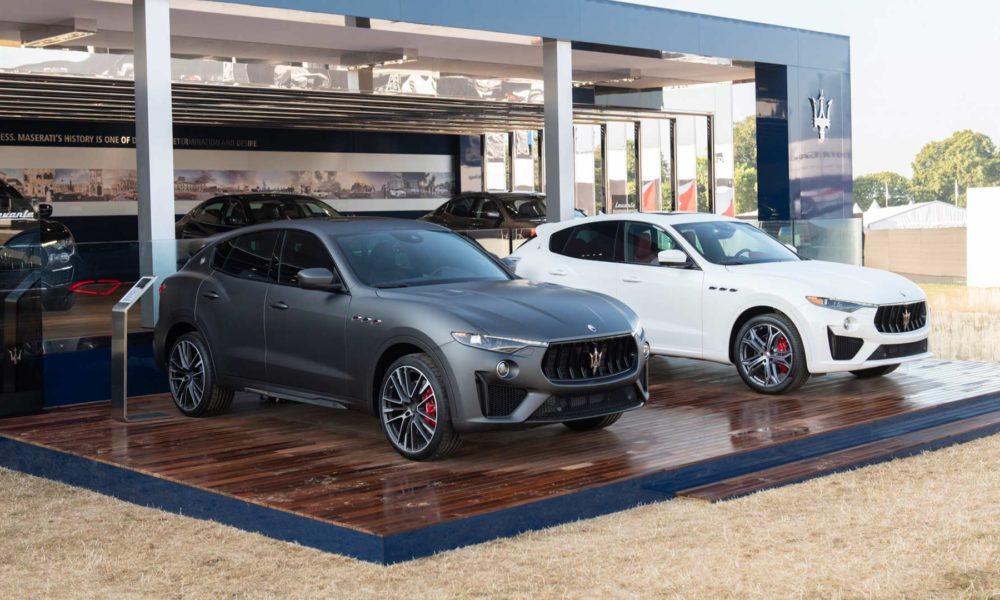 Maserati-Levante-Trofeo-and-GTS-2018-Goodwood