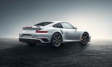 Porsche 911 Turbo 20-inch Braided Carbon wheels with central lock
