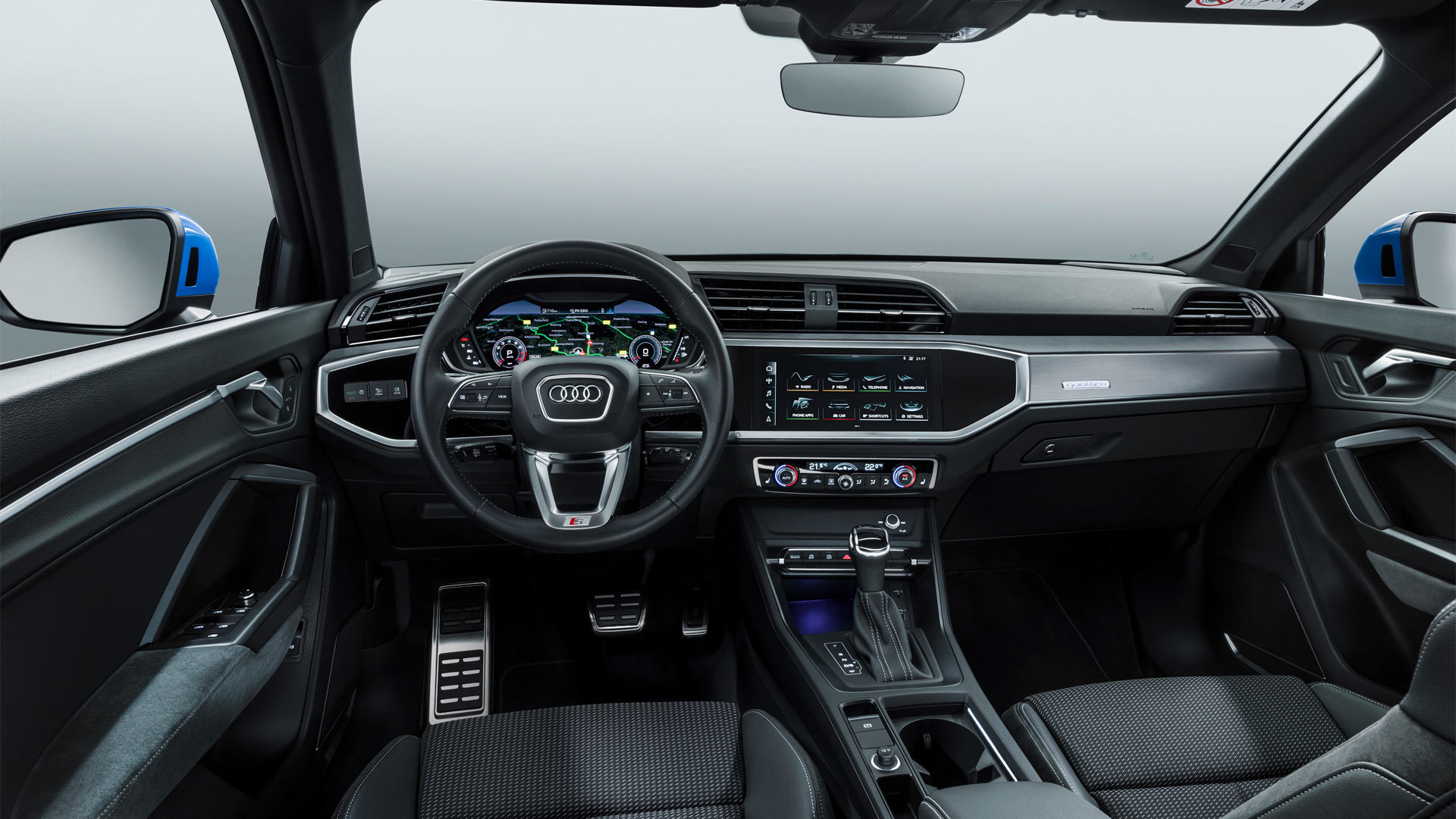 Second-Generation-2019-Audi-Q3-interior