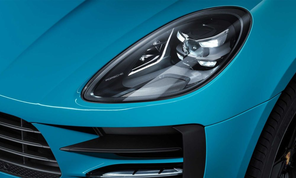 Second-Generation-2019-Porsche-Macan-headlight
