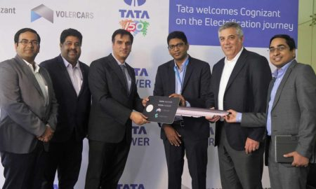 Tata-Motors-electric-vehicles-Cognizant