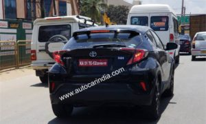 Toyota-C-HR-spotted-testing-Bengaluru