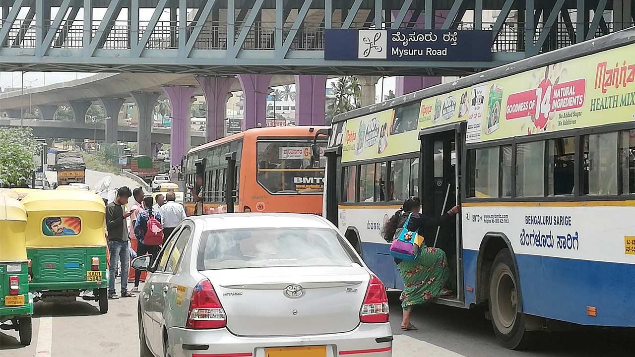 Toyota-ride-sharing-project-Metro-stations-Bengaluru