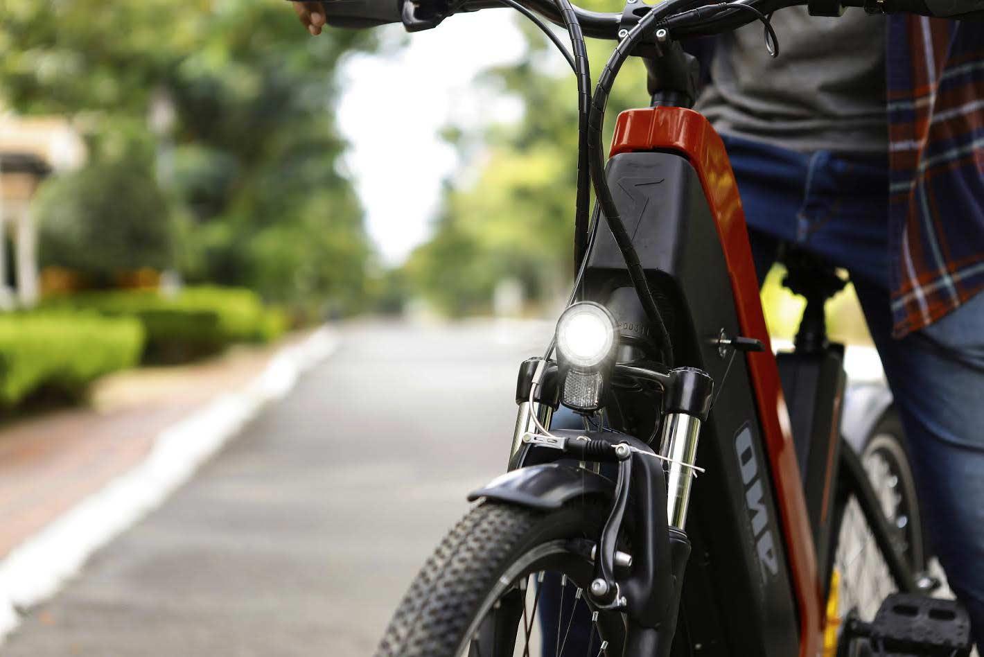Tronx-One-Electric-Bike-headlight