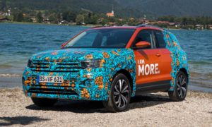 Volkswagen-T-Cross-camouflaged-prototype