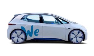 Volkswagen-WE-all-electric-car-sharing