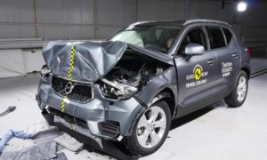 Volvo-XC40-Euro-NCAP-crash-test-2018