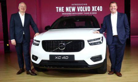 Volvo XC40 R-Design launch India