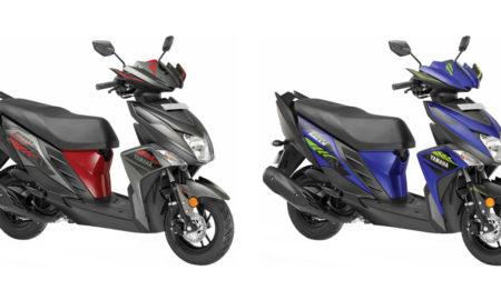 Yamaha-Cygnus-Ray-ZR-Street-Rally-Edition