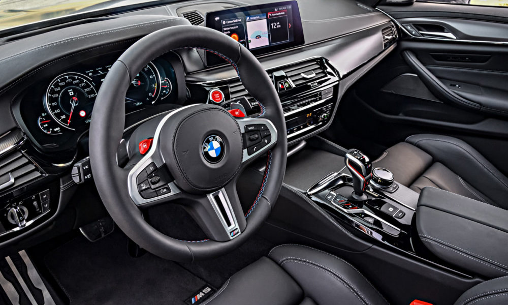 2018-BMW-M5-Competition-interior