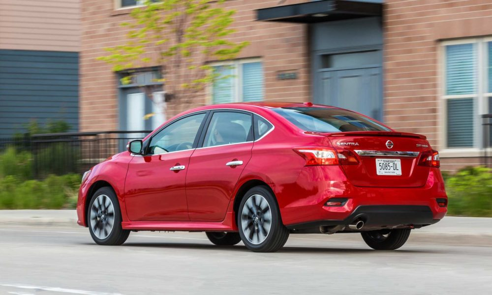 2019 Nissan Sentra gets updated with standard ...