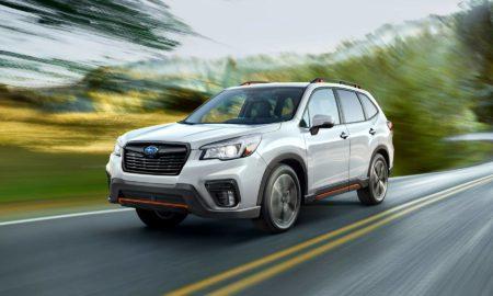 5th-generation-2019-Subaru-Forester-Sport