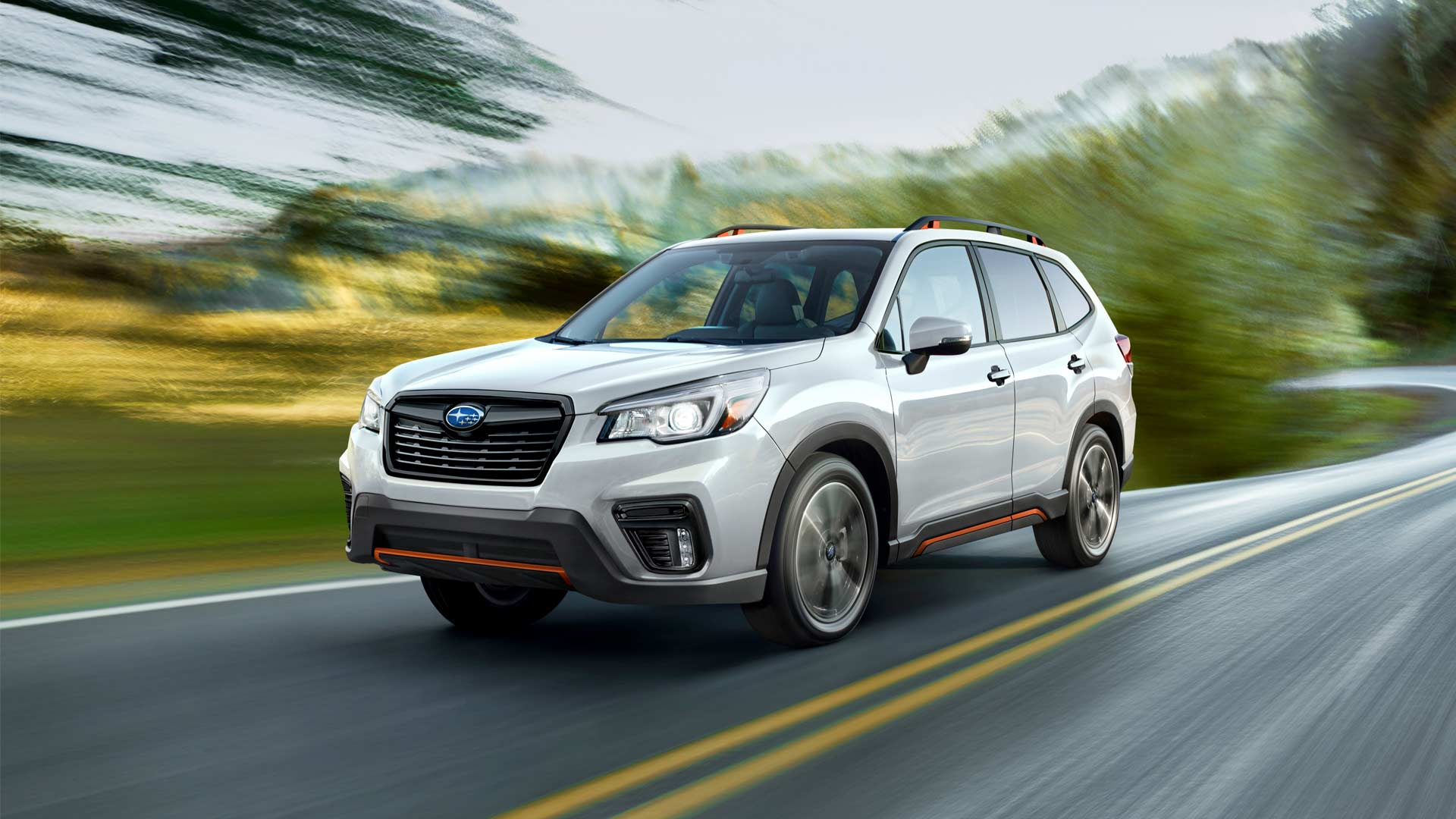 5th-generation-2019-Subaru-Forester-Sport