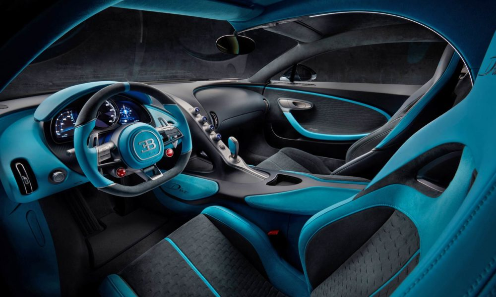 Bugatti Divo Is A Chiron Gone Wild For Corners Autodevot
