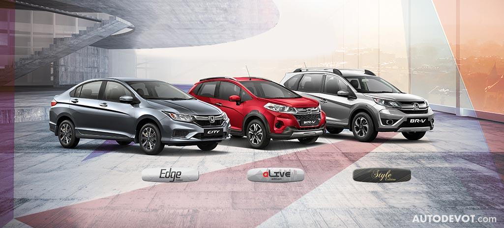 Honda-City-Edge-Edition-Honda-WR-V-Alive-Edition-Honda-BR-V-Style-Edition