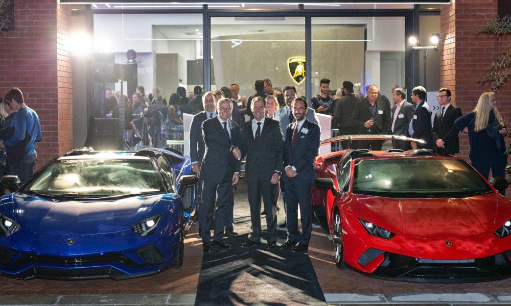 Lamborghini-Cape-Town-showroom-opening