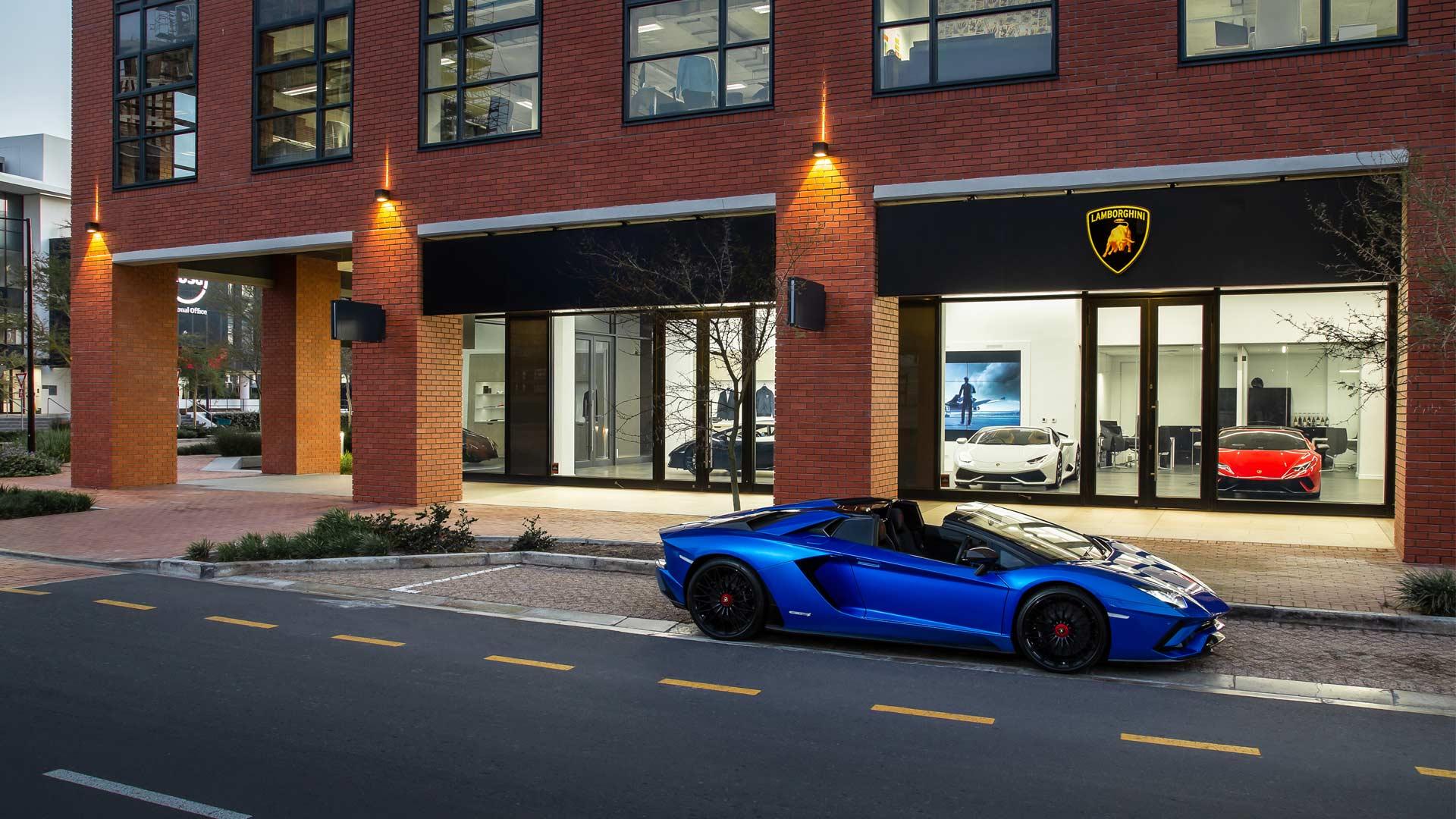 Lamborghini-Cape-Town