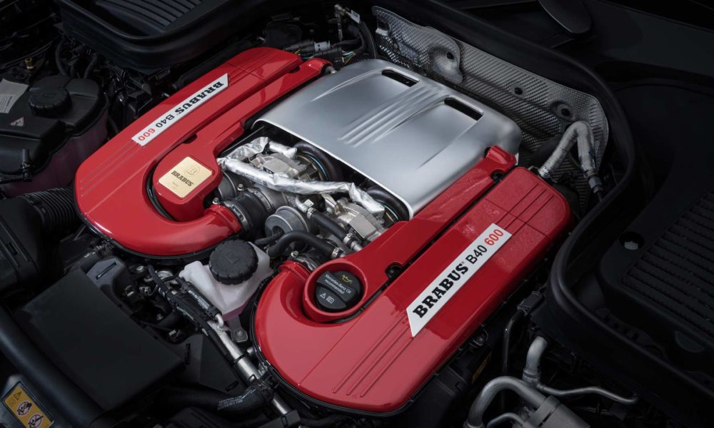 Mercedes-AMG-GLC-63-S-Brabus-600-engine