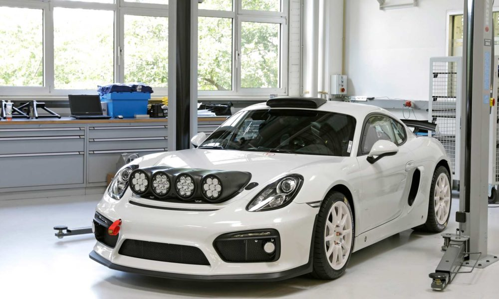 Porsche-Cayman-GT4-Clubsport