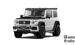 Suzuki-Jimny-Liberty-Walk-G-Mini