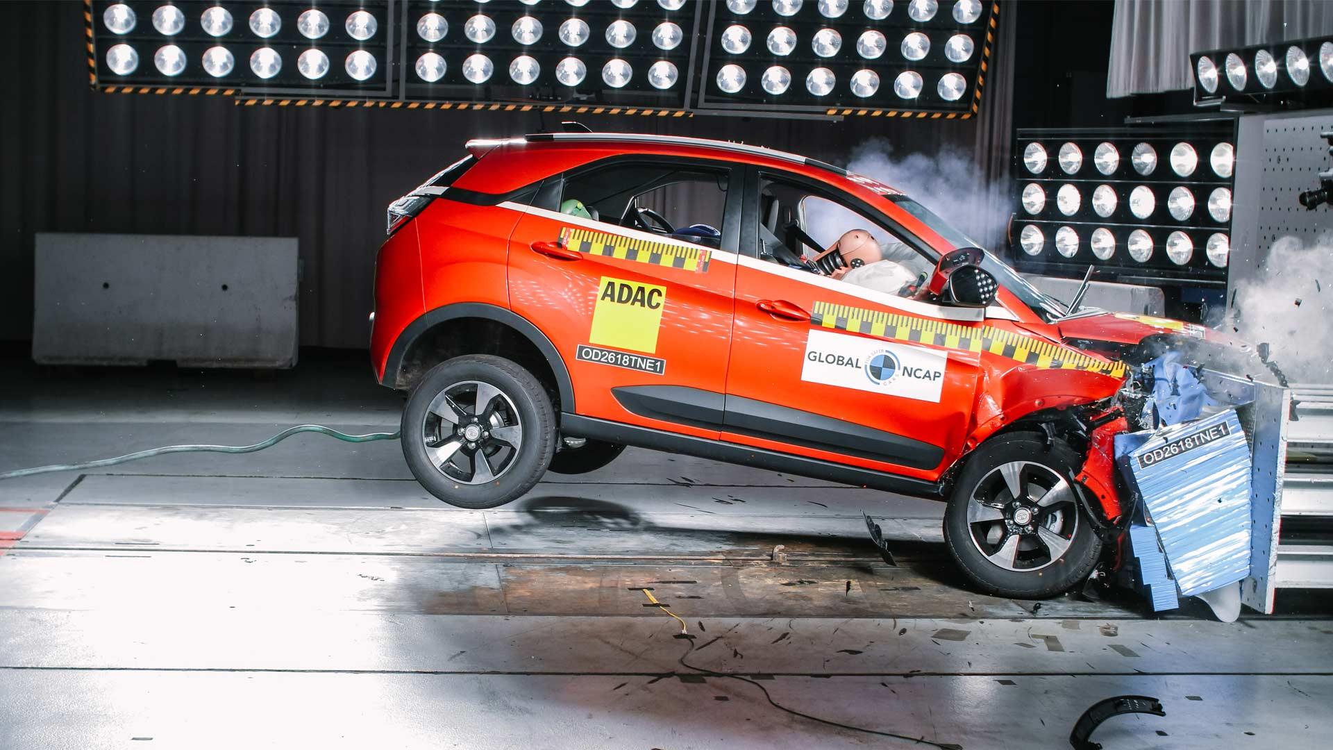 Tata-Nexon-Global-NCAP-crash test 2018