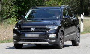 Volkswagen-T-Cross-test-mule