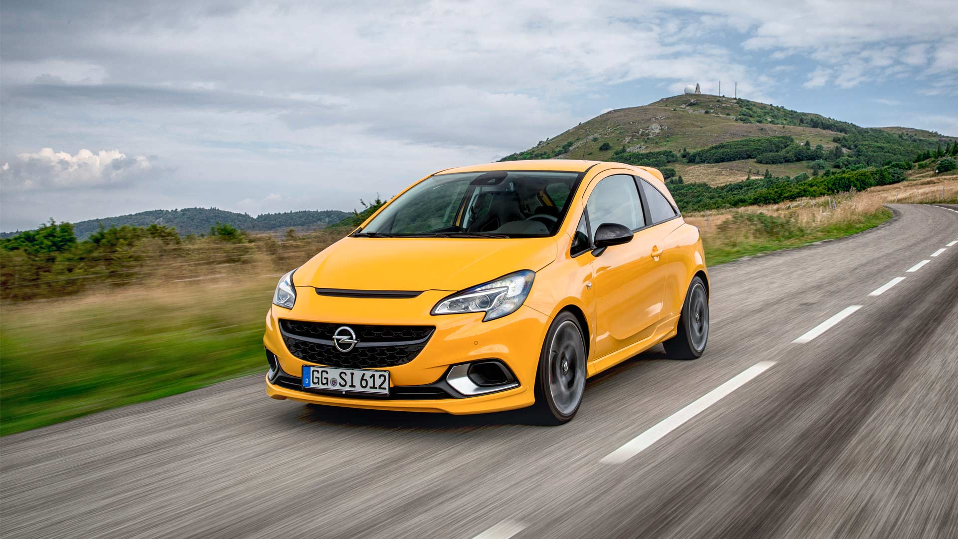2018 opel corsa gsi gets 1 4 turbo sports chassis autodevot. Black Bedroom Furniture Sets. Home Design Ideas
