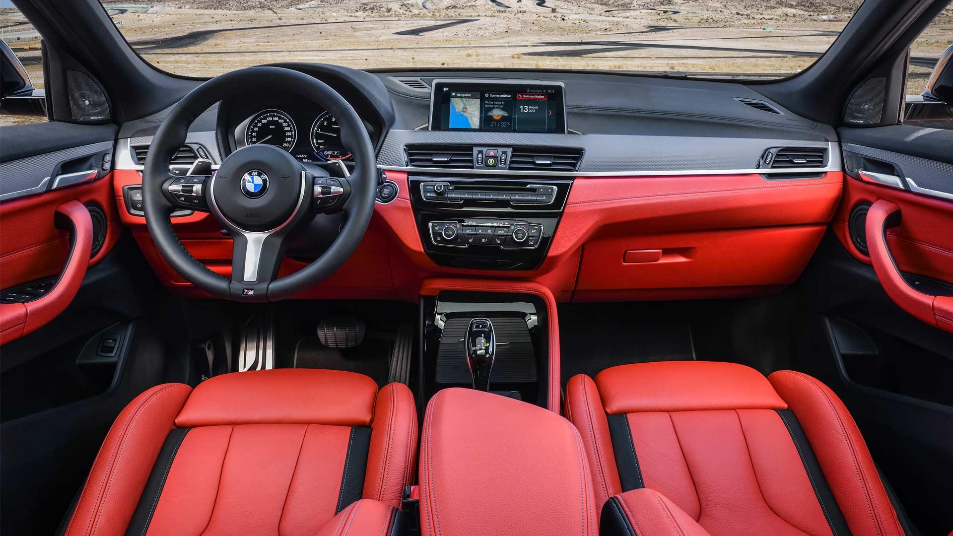 2019-BMW-X2-M35i-interior