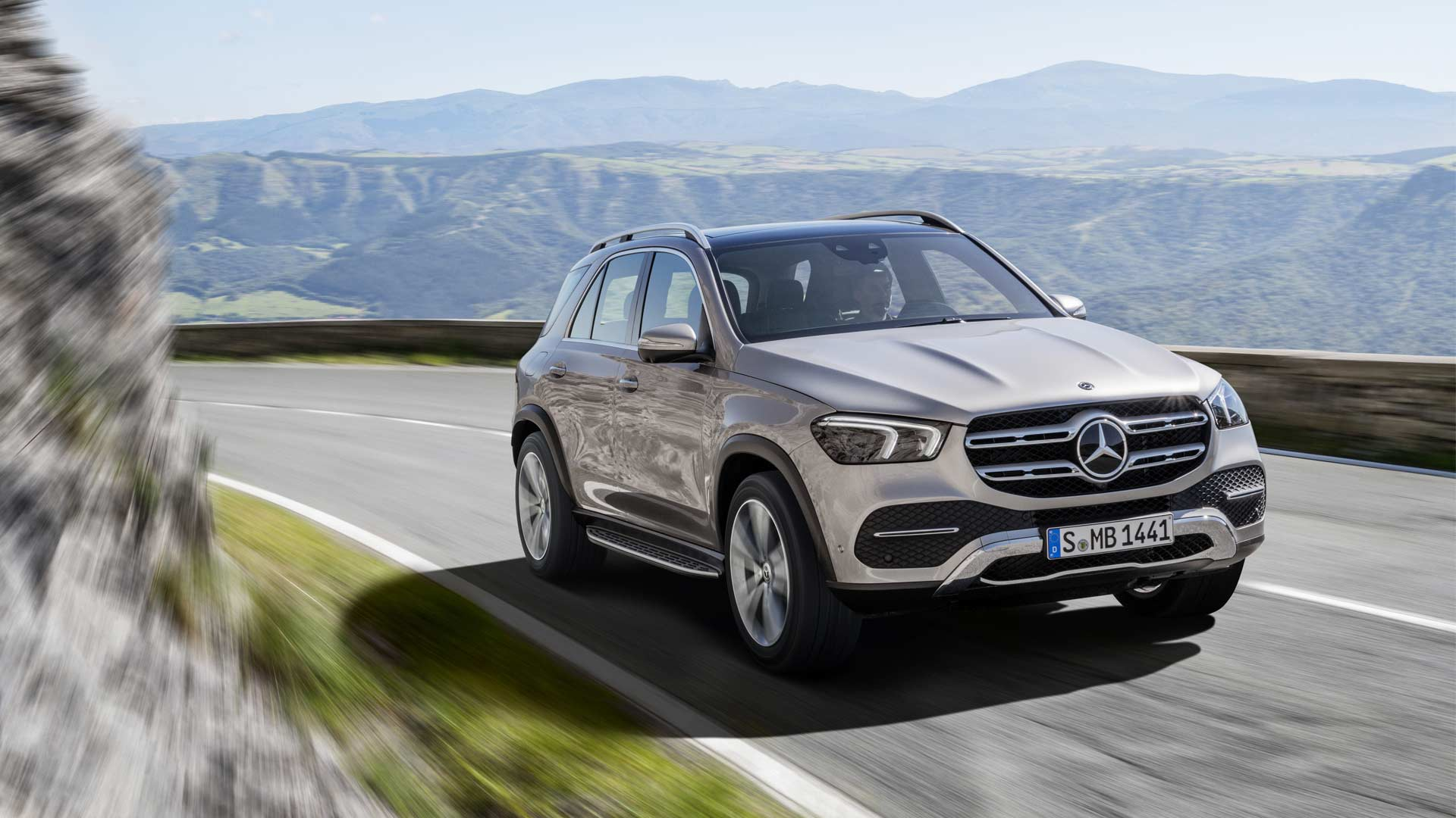 4th-generation-2019-Mercedes-Benz-GLE