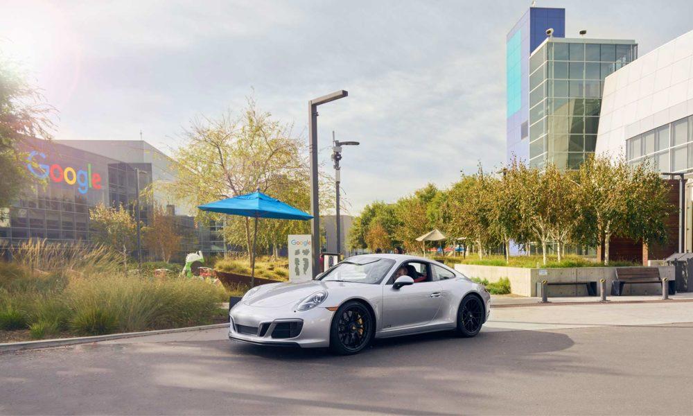 911 Carrera 4 GT at Googleplex, Silicon Valley, Porsche-Turo-peer-to-peer-car-sharing