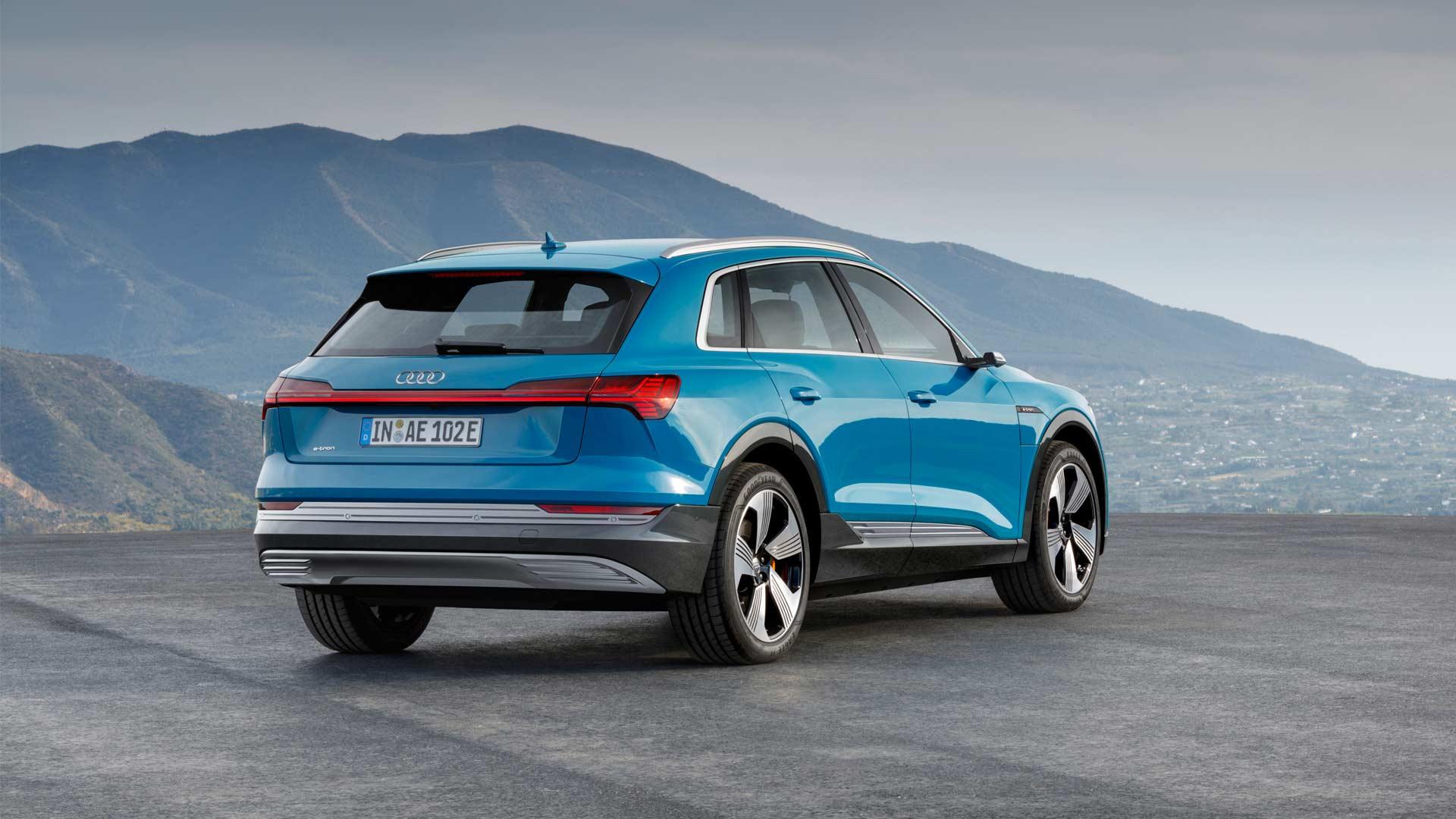All-electric Audi e-tron SUV ready for European customers ...