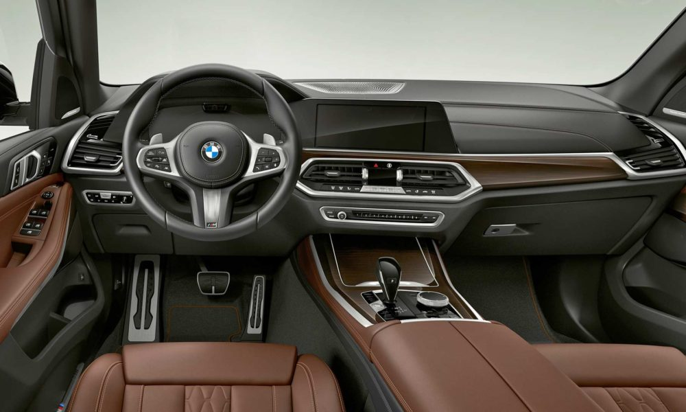BMW X5 xDrive45e iPerformance-interior