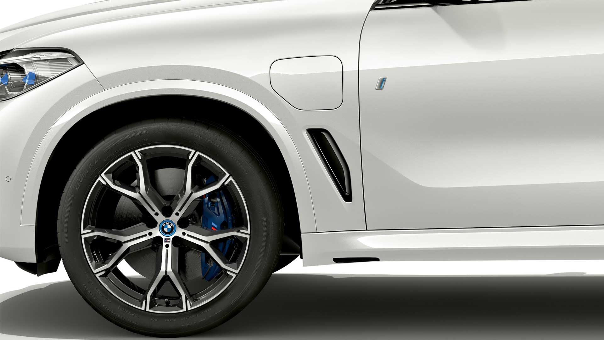 BMW X5 xDrive45e iPerformance-wheels