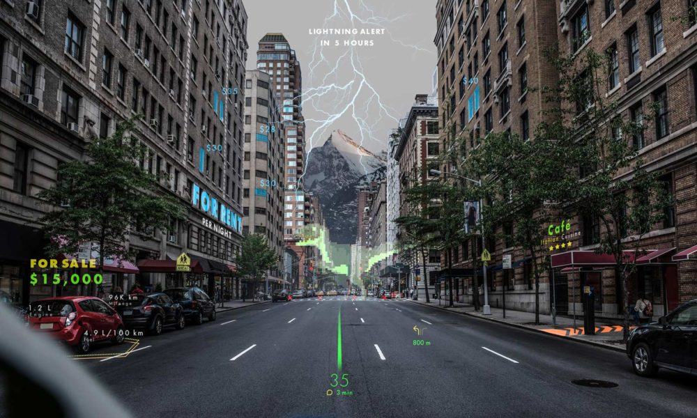 Hyundai invests into WayRay to develop holographic AR navigation