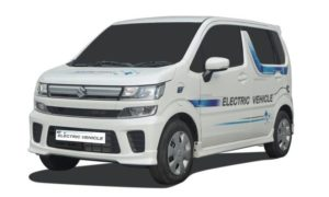 Maruti Suzuki commences fleet testing of Electric Vehicles in India - WagonR