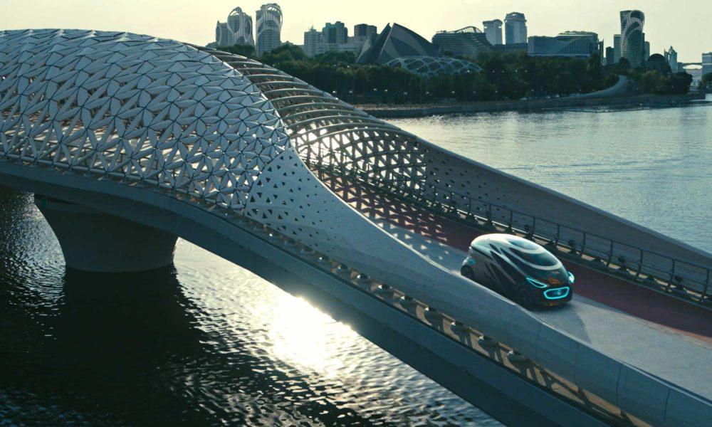 Mercedes-Benz Vans Vision URBANETIC