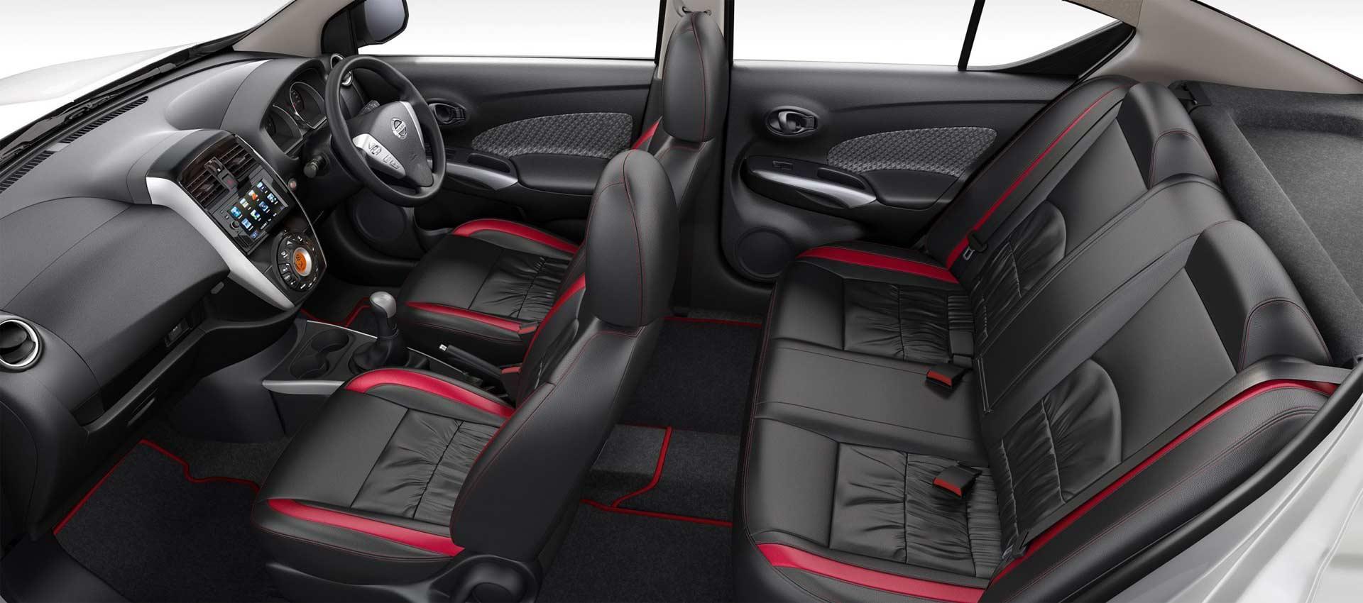 Nissan-Sunny-Special-Edition-Interior