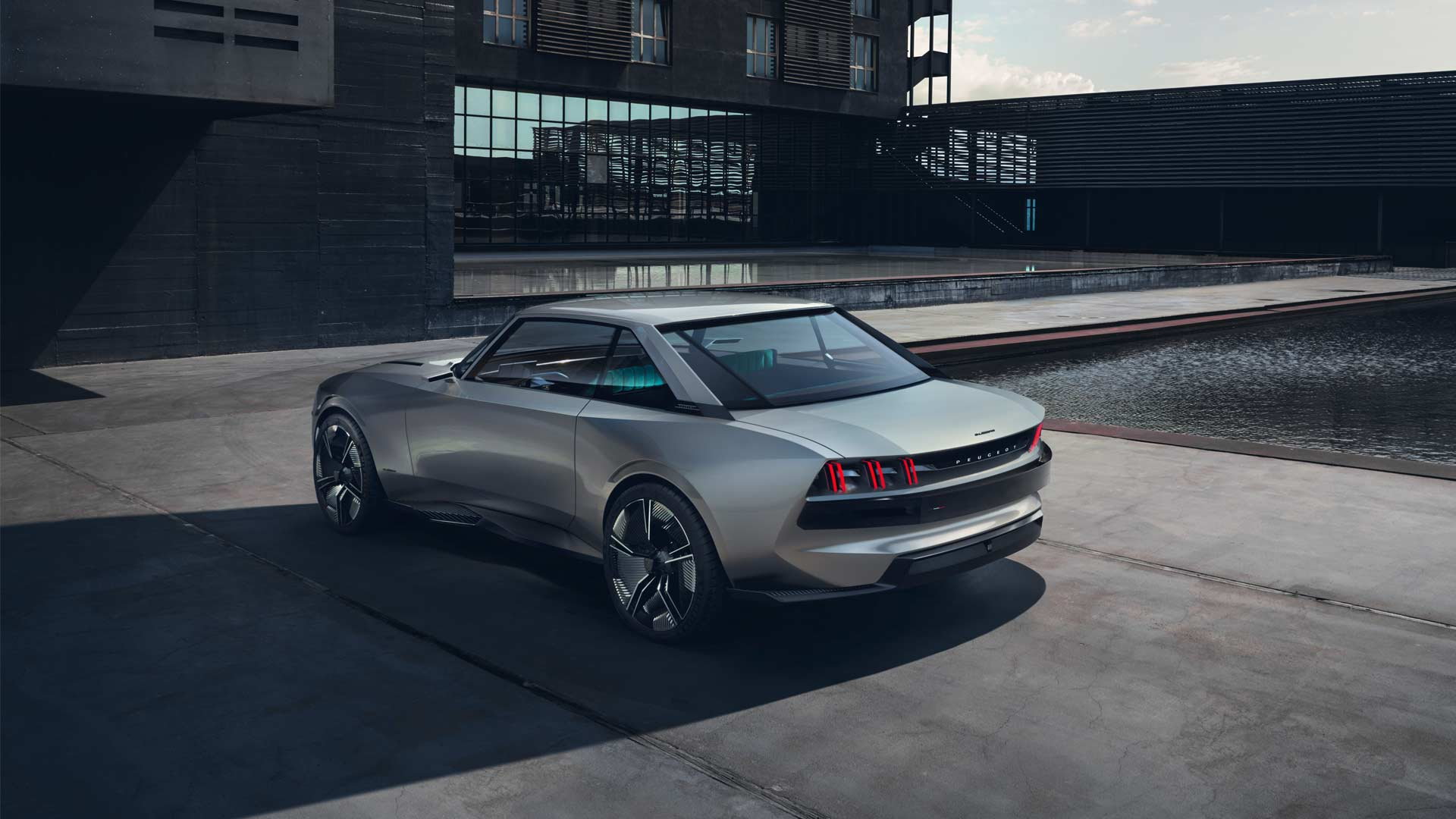 Peugeot Future Won T Be Boring When There S E Legend Autodevot